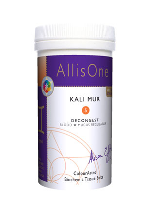 AllisOne Kali Mur Tissue Salts