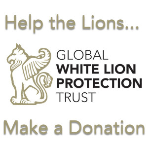 Donate to the White Lion Trust