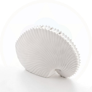 Luna del Mar Large Paper Nautilus Votive - AllisOne