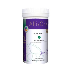 AllisOne Nat Phos Tissue Salts 180s