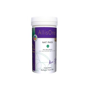 AllisOne Nat Phos Tissue Salts 60s