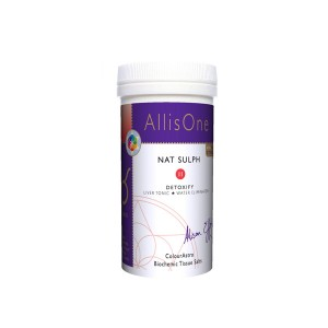 AllisOne Nat Sulph Tissue Salts 60s