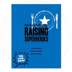 Raising Superheroes Book