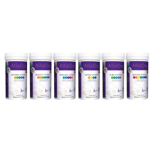 AllisOne Synergy Tissue Salts Collection 180s