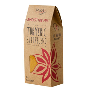 Turmeric Superblend Smoothie Mix by Taka Health